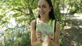 Parayı Görünce Sokakta Sikiş İçin Soyunan Üniversiteli